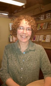 Photo of Author Meg Muckehoupt