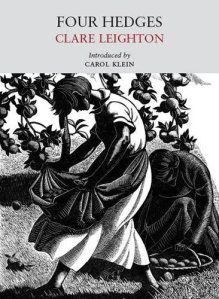 Cover of Four Hedges book