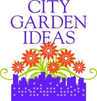 City Garden Ideas Logo