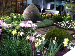 Landscaped Garden at the Flower Show
