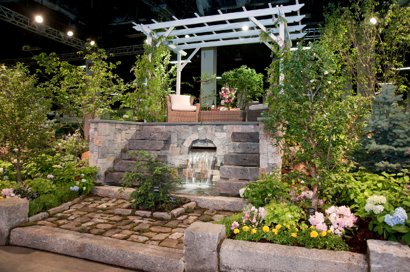 Backyard Landscaping Shows : Boston flower garden show i must admit get so excited when the